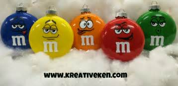 m m ornaments ken 39 s kreations