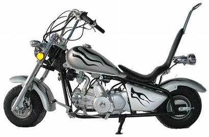 Chopper Mini 50cc Gas Peace Scooter Motorcycle
