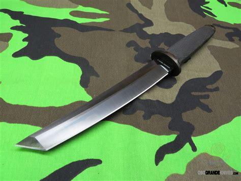 cold steel nightfall  magnum tanto ii fixed blade knife