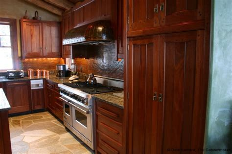 Truly custom kitchen cabinets