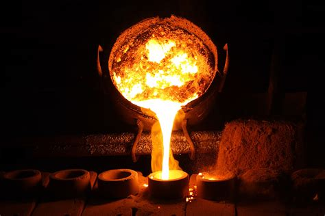 Foundry Equipment - Engineering and Foundry Supplies