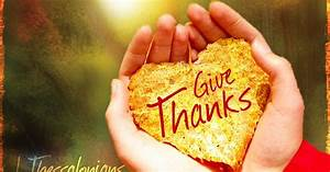 The Power of Thanksgiving - Give Thanks with a Grateful Heart