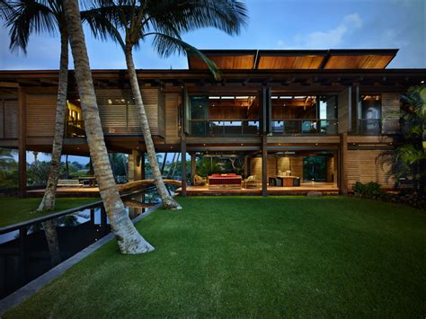 Hawaiian Home Design Ideas by Archatlas Kona House Kundig Architects