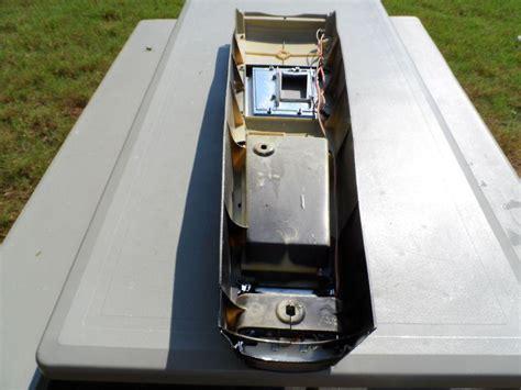 purchase original  camaro console  manual shifter