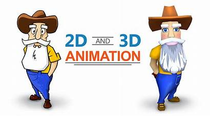 Animation 2d 3d Clipart Studio Service Between