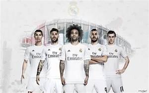 Real Madrid Wallpaper 2016 - WallpaperSafari