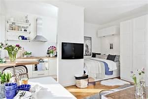50 idees pour amenager un petit studio des idees With meubler un petit appartement 1 conseils pour amenager un petit studio
