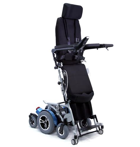 xo 505 standing wheelchair w power functions