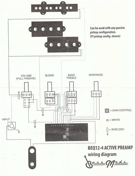 help with bass mods pre wiring talkbass