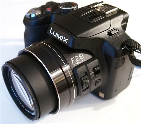 panasonic lumix dmc fz hands  review ephotozine