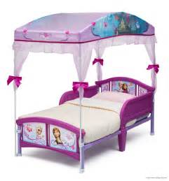 canopies frozen toddler bed with canopy