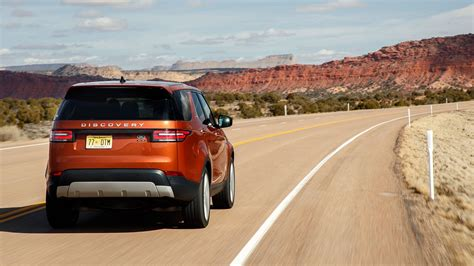 discovery land rover back land rover discovery 2017 review car magazine