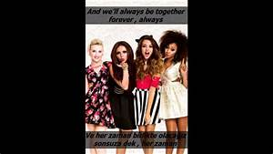Little Mix - Always Be Together Türkçe Altyazı (Lyrics and ...