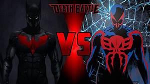 Death Battle Batman Beyond vs. Spider-Man 2099 by ...