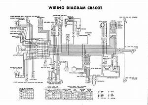 76 Cb500t Wiring Diagram