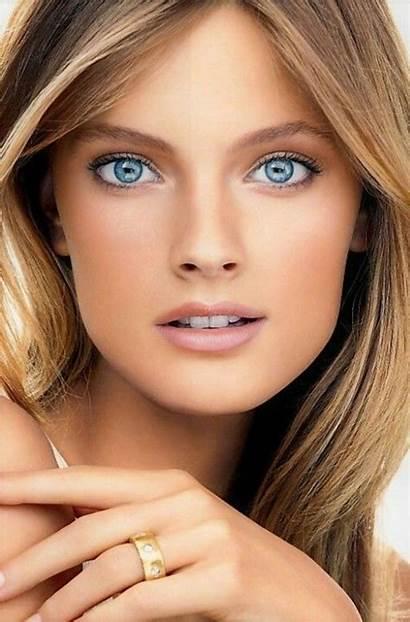 Eyes Faces Gorgeous Hair Pretty Blonde Face
