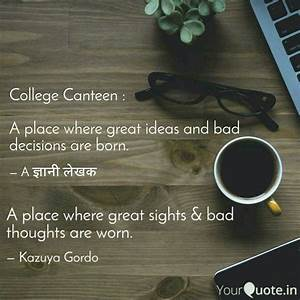 canteen Quotes ... Canteen Food Quotes
