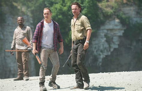 The Walking Dead Preview: Andrew Lincoln on 'Bold and ...