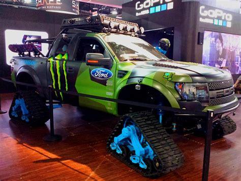 ken block monster energy ford   raptortrax  gopro