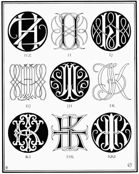 The Project Gutenberg eBook of Monograms and Ciphers, by A
