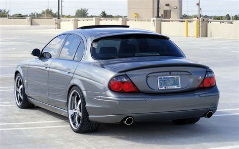 Jaguar S Type R, jaguar s type r wallpaper   JohnyWheels