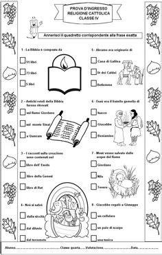 Prove D Ingresso Scuola Primaria Classe Prima Prova Di Ingresso Di Religione Cattolica Per La Classe