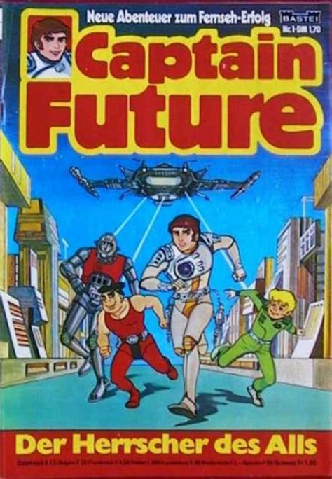 Captain Future Comics  Comic Vine