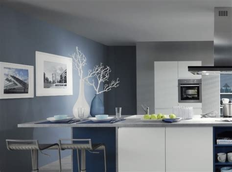 deco cuisine peinture déco cuisine peinture murs