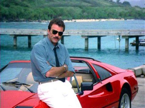 on global content and magnum p i fast
