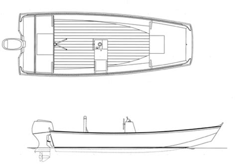 Boat Plans Garvey by 19 Garvey Big Ben Woodenboat Magazine