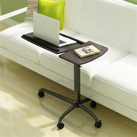 sofa table computer desks free shipping office furniture mobile computer desk standing desk for laptop as sofa side table