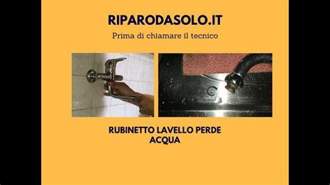 Rubinetto Perde Acqua Rubinetto Lavello Perde Acqua