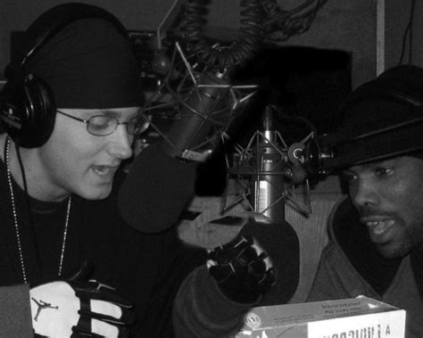 Tim Westwood Drops Eminem & Proof Freestyle From 1999