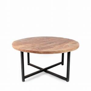 Table Basse Metal Ronde : table basse metal ronde id es de d coration int rieure french decor ~ Teatrodelosmanantiales.com Idées de Décoration
