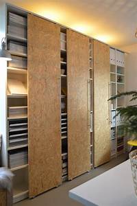 Schiebetüren Raumteiler Selber Bauen : diy schiebet ren selber machen ikea hack billy 7 n tzliches in 2019 pinterest ~ Frokenaadalensverden.com Haus und Dekorationen