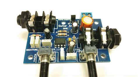Guitar Mini Amplifier Kit (#1127) From Nfceramics On Tindie