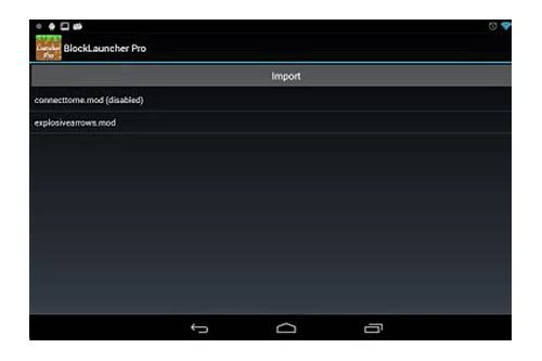 block launcher pro free download