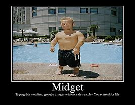 Image result for midget
