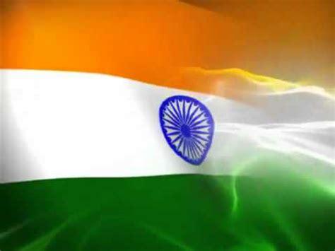 animation video background  indian flag youtube