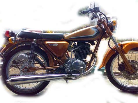 Modification Cb by Modification Of Honda Cb 100 1976 Oto Trendz