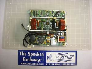 Definitive Technology Supercube Iii Amplifier Daaa