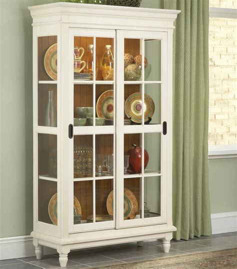 Leslie Dame Sliding Door Media Cabinet by Oak China Cabinets For Sale Curio Cabinets For Sale Used