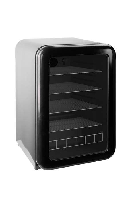 kühlschrank retro günstig schwarzer glast 252 r retro k 252 hlschrank 115l rc155 gastro cool g 252 nstig k 252 hlen