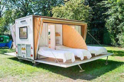 caravane chambre une caravane de luxe qui va vous faire changer d 39 avis sur