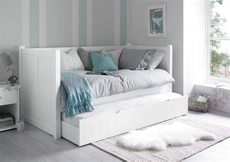 what to do with an mattress hton day bed with guest underbed painted wood