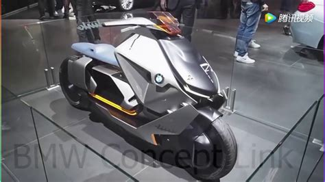 2019 Bmw Motorcycle Concept Version Youtube