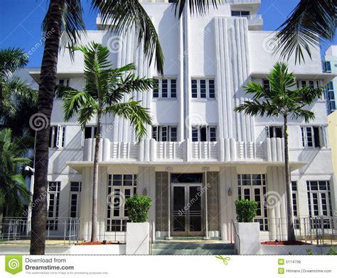 deco architecture miami royalty free stock photos image 5114798
