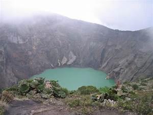 Emocionante!! - Picture of Irazu Volcano National Park ...