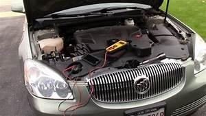 2007 Buick Lucerne Wiring