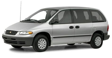 Chrysler Voyager 2000 by 2000 Chrysler Voyager Information